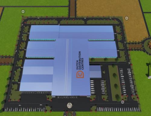 Dutch distribution centres